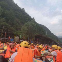 秦嶺峽谷漂流用戶圖片