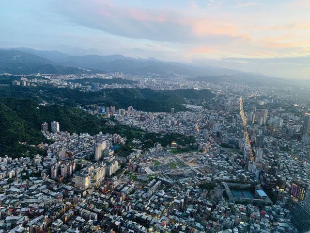 台北101景觀台