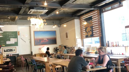 寬勳畫廊咖啡館