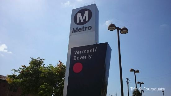 Vermont/Beverly Station