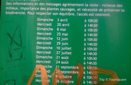 Jardin Sauvage De St Vincent Travel Guidebook Must Visit