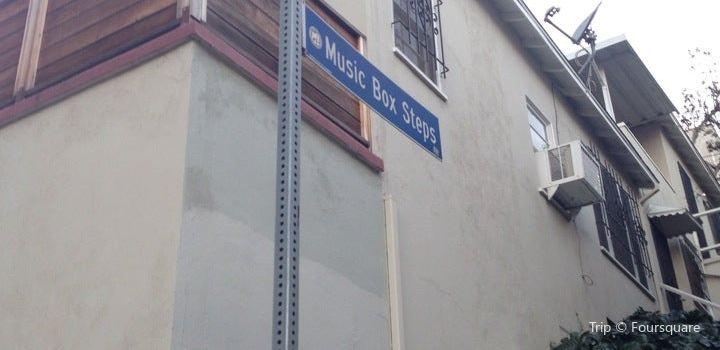 Music Box Steps3