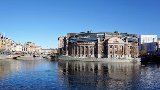 스웨덴 국회의사당