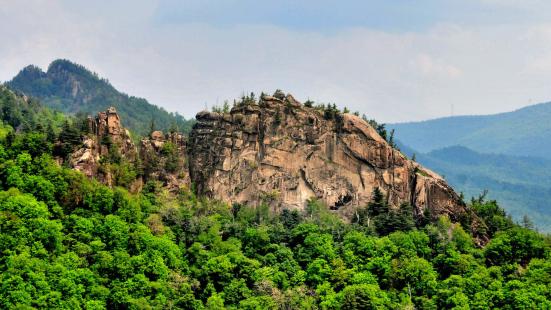 懸羊峰國家地質公園