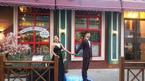 廬山瓦的美食音樂酒館