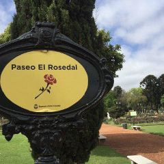 Paseo del Rosedal User Photo