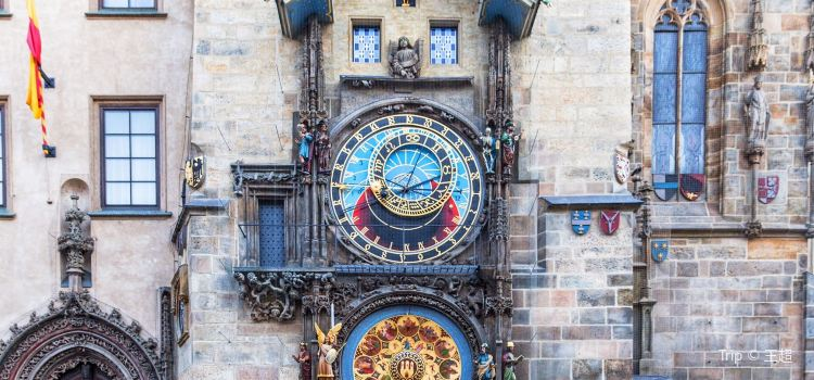 Prague Astronomical Clock1