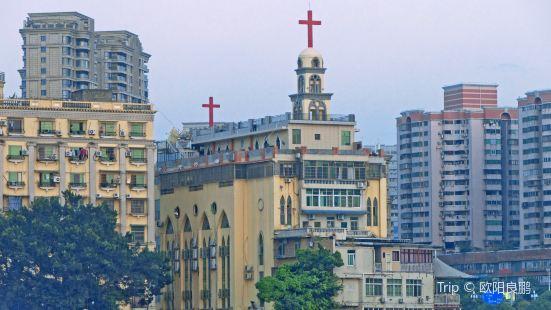 中洲基督教堂