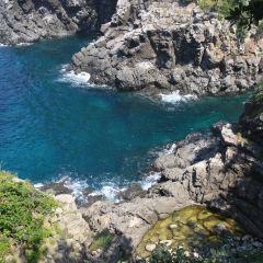 황우지해안 열두굴 여행 사진