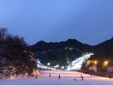 怀北国际滑雪场-怀柔区