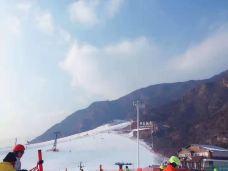 怀北国际滑雪场-怀柔区-健康美丽的芳芳