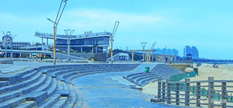 龍鳳頭海濱浴場1