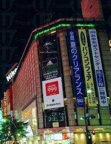薄野-札幌-暝逝