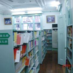 Shanghai Juvenile Children Library User Photo
