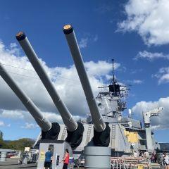 密蘇里號戰艦紀念館用戶圖片
