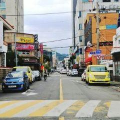 누웨마루 거리 여행 사진