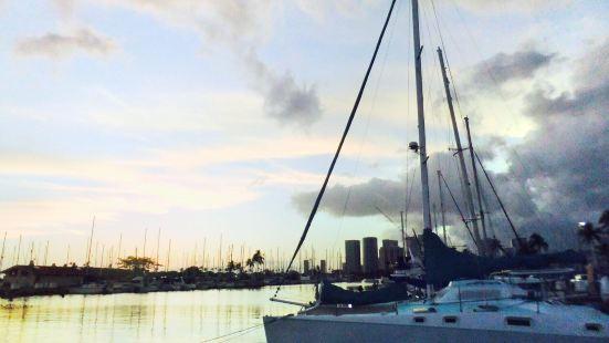 Ala Wai Harbor