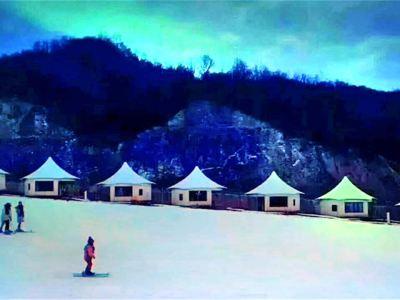 老界嶺滑雪場