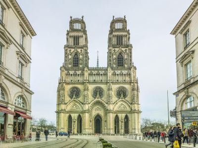 Cathedrale Ste-Croix