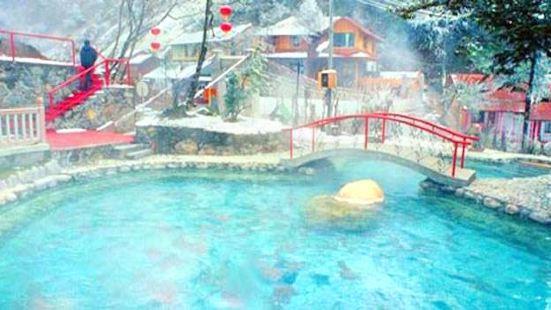 Hot Water Tianmu Hot Springs