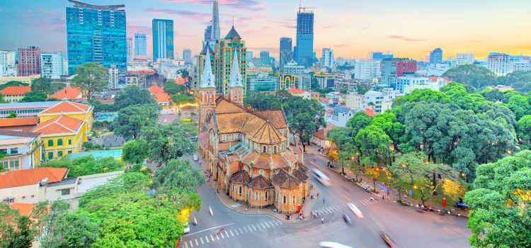 District 1, Ho Chi Minh City