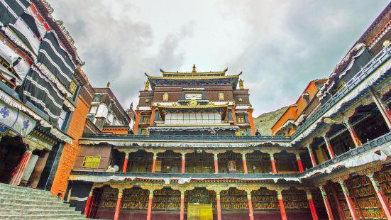 타쉬룬포 사원