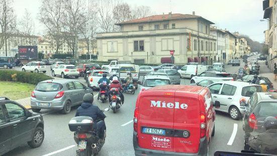 Piazza Batoni