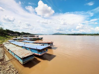 Chiang Saen - the old city