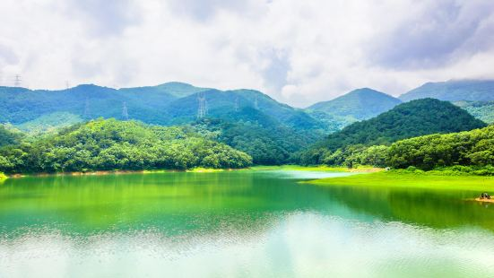 Tianzhu Mountain Forest Park
