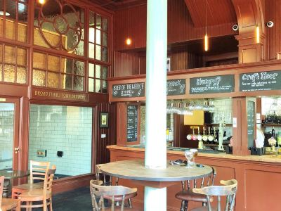 The Thirty-Nine Steps Brewhouse