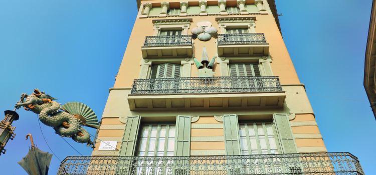 Casa Bruno Quadros