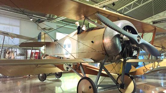 瑞典空軍博物館