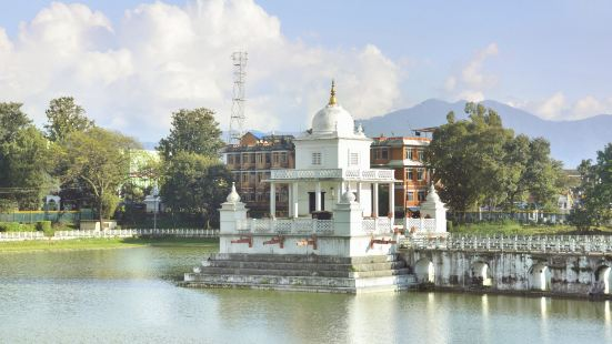Rani Pokhari (Queen's Pond)