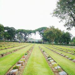Kanchanaburi War Cemetery User Photo