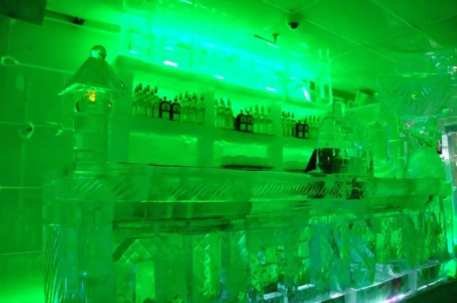 Minus 5º ICE BAR