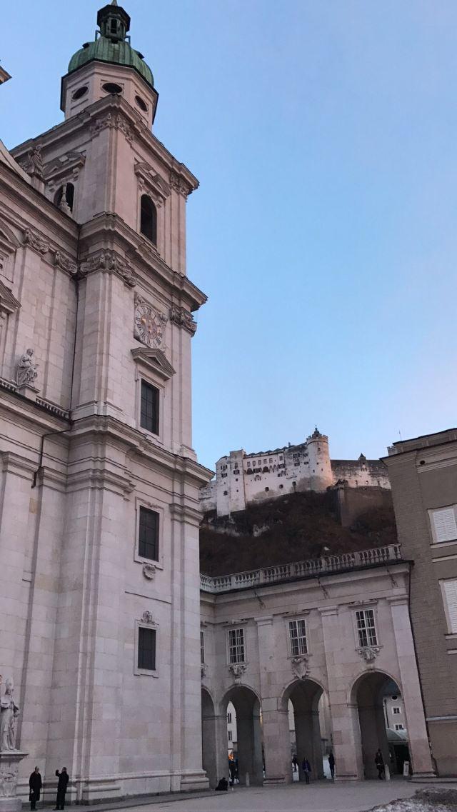 薩爾茨堡主教宮