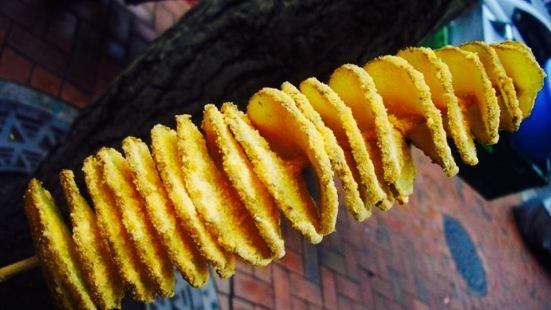 螺絲馬鈴薯