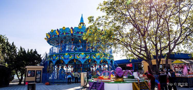 싱하이 공원2