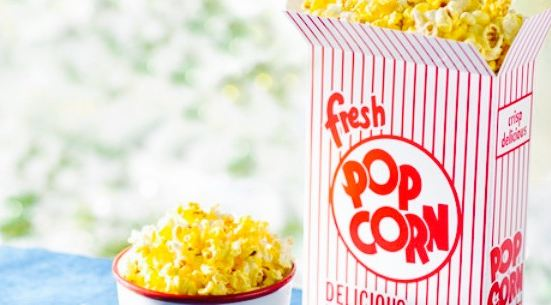 Popcorn in Canada