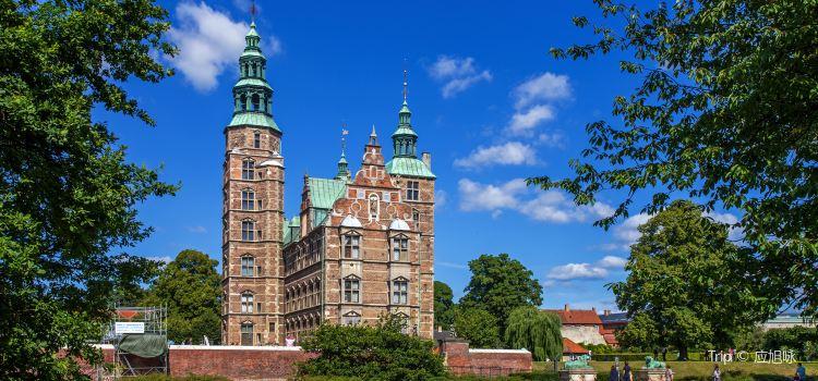 Rosenborg Castle1
