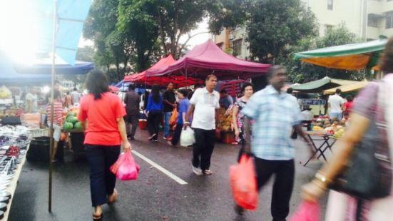 Pasar Malam Tmn Sri Sentosa
