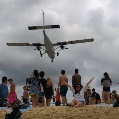 Maho Beach User Photo