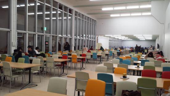 スペースサービス筑波宇宙センター內食堂