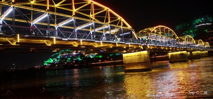 Yellow River Steel Bridge3