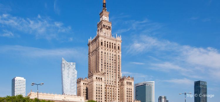 Palace of Culture and Science1