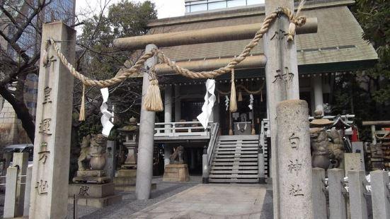 Shirakami Shrine