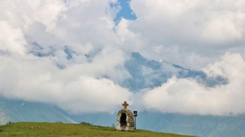 卡茲別克山