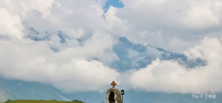 卡茲別克山3