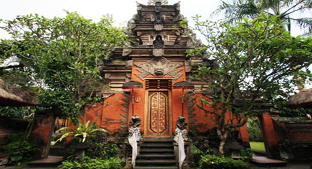 Peliatan Royal Palace