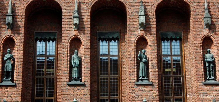 斯德哥爾摩市政廳2